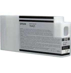 Epson atrament SPro 7700/7890/7900/9700/9890/9900/WT7900 photo black 150ml