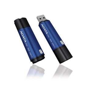 ADATA memory S102 PRO 16GB USB 3.0 Titanium Blue (Write/Read 25/90MB/s )