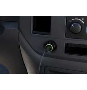 Belkin USB nabíječka do auta 1A/5V + microUSB kabel 1,2m - černá