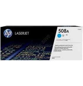 HP 508A tisková kazeta azurová, CF361A