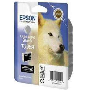 EPSON SP R2880 Light Light Black (T0969)