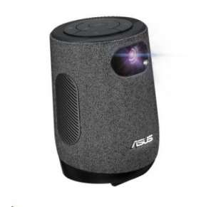 ASUS PROJEKTOR LED - LATTE L1 - Resolution(Native): 1280 x 720 (HD) Brightness: 300 LED Lumen HDMI WIFI  BT Batery 3h