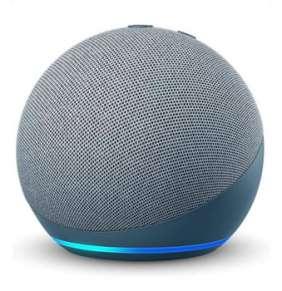 Amazon Echo Dot 4, modrý