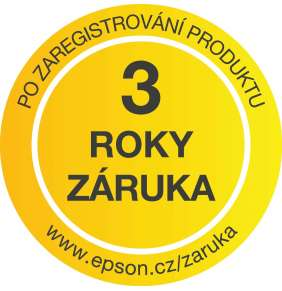 Epson prodloužení záruky 3 r. pro L455,RTB