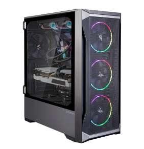 Zalman skříň Z8 MS / Middle tower / ATX / 3x120mm fan ARGB / mesh