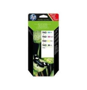 HP 940XL Combo-B/CMY Ink Cart, 49 + 16 ml, C2N93AE