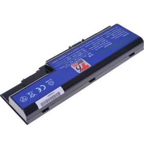 Baterie T6 power Acer Aspire 5310, 5520, 5720, 5920, 7720, TravelMate 7530, 5200mAh, 77Wh, 8cell