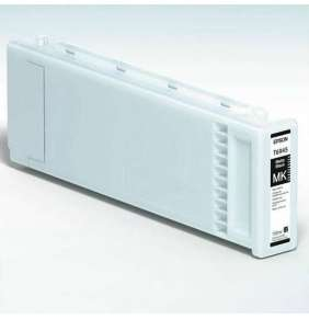 EPSON ink čer UltraChrome XD SureColor SC-T3000/5000/7000 - Matte Black 700ml