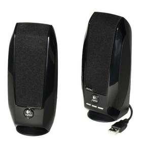 Logitech® S150 Speakers - BLACK - USB - WW