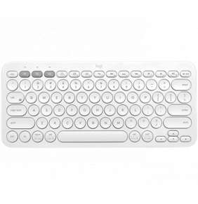 Logitech® K380 for Mac Multi-Device Bluetooth Keyboard - OFFWHITE - US INT'L - BT - N/A - INTNL