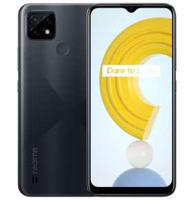 "Realme C21 - Cross Black   6,5"" IPS/ DualSIM/ 32GB/ 3GB RAM/ LTE/ Android 10"