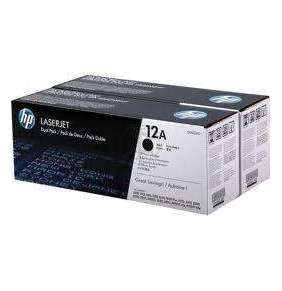 HP 12AD, Black toner pre HP LaserJet 10xx, M1005, 3015, 3020, 3030, 3050, 3052, 3055, 2x2000 strán