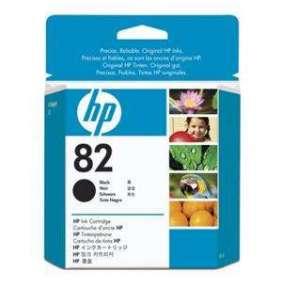 HP (82) černá inkoustová kazeta pro DSJ 510, CH565A  originál
