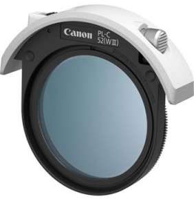 Canon 52mm DROP-IN PL-C WIII