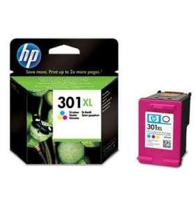 HP 301XL tříbarevná inkoustová kazeta, CH564EE