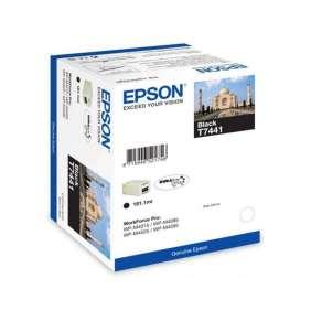 EPSON Ink čer WorkForce-M4015/4525 - Black - 10.000str. (181,1 ml)