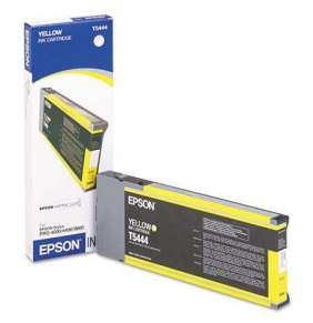 Epson T544 Yellow Ink Cartridge (220ml)