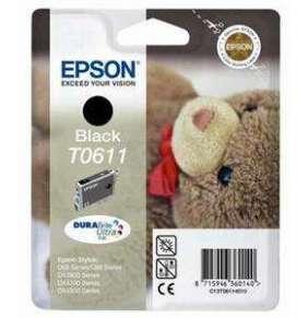Epson inkoustová náplň/ C13T061140/ Stylus D68/ D88/ DX3850/ DX4850/ Černá