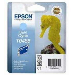 EPSON inkoustová náplň/ C13T048540/ Stylus R300/ RX500/ RX600/ Světlá modrá
