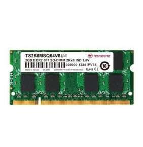 Transcend SO-DIMM DDR2 2GB 667MHz 2Rx8