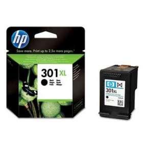 HP (301XL) CH563EE černá inkoustová kazeta originál