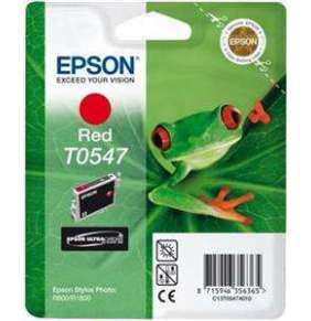 EPSON SP R800 Red Ink Cartridge T0547
