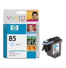 HP No. 85 Light Cyan Printhead