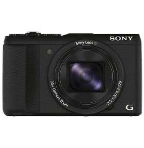 Sony DSC-HX60 černá,20,4Mpix,30xOZ,WiFi