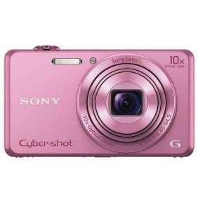 Sony DSC-WX220 růžová,18,2Mpix,10xOZ,fullHD,WiFi