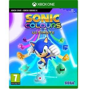 XOne/XSX - Sonic Colours Ultimate