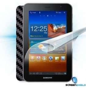 Galaxy TABP7500 ochrana displeje