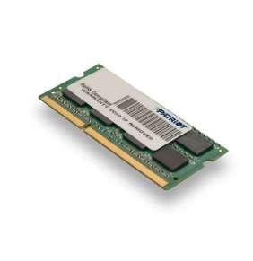 PATRIOT Ultrabook 4GB DDR3 1600MHz / SO-DIMM / CL11 / PC3-12800 / 1,35V