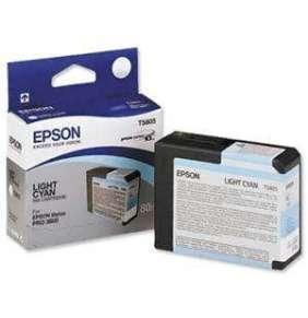 Epson inkoustová náplň/ C13T580500/ StylusPro3800/ Světlá Modrá