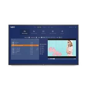 """55"""" LED NEC M551-MPi4, UHD,500cd/m2,E-LED,24/7"""