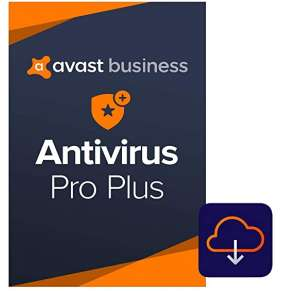Renew Avast Business Antivirus Pro Plus Unmanaged 20-49Lic 1Y Not profit