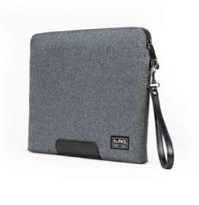 "PKG puzdro DRI Slouch Sleeve 13"" - Grey Wool"