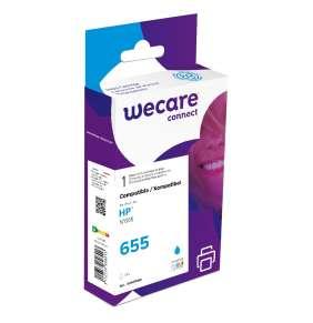 WECARE ink pro HP CZ110AE,modrá/cyan