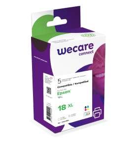 WECARE ink sada pro EPSON C13T18164012,2xčerná/CMY