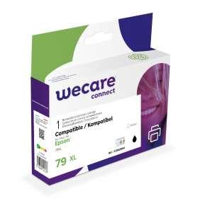 WECARE ink pro EPSON C13T79014010,černá/black