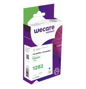 WECARE ink pro EPSON C13T12824012,modrá/cyan