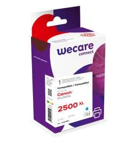 WECARE ink pro CANON PGi-2500XLC,modrá/cyan