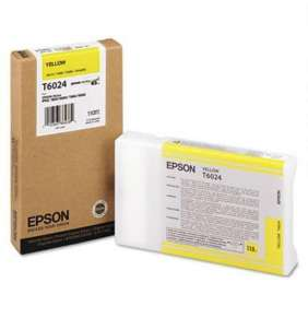 Epson T602 Yellow 110 ml