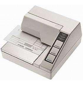 EPSON TM-U295/ Pokladní tiskárna/ Sériová/ Bílá/ Bez napájecího zdroje