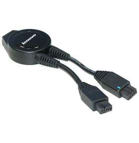 Lenovo Dual Charging Cable for 90W Slim AC/DC Combo Adapter
