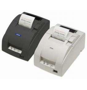EPSON TM-U220PD-052/ Pokladní tiskárna/ Paralelní/ Černá/ Včetně zdroje