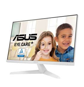 """ASUS VY249HE-W 23,8"""" IPS 1920x1080 1ms 250cd HDMI D-Sub, biely"""