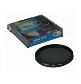 BRAUN C-PL polarizační filtr StarLine - 67 mm