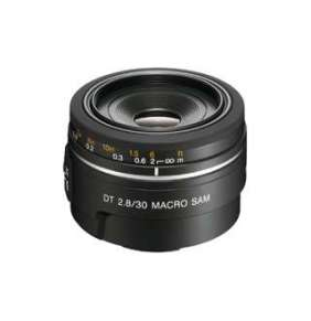 Sony objektiv 30mm SAL-30F28 pro ALPHA