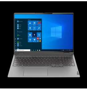 """LENOVO NTB ThinkBook 16p G2 ACH - Ryzen 5 5600H,16"""" FHD+ IPS,16GB,512SSD,RTX3060 6GB,HDMI,USB-C,cam,W10P,1r carryin"""