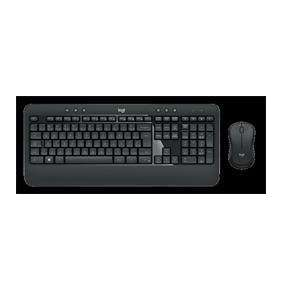 Logitech Wireless Desktop MK540, US